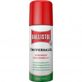 Ballistol oil 50 ml spray