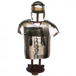 Armor of the Roman legionaries