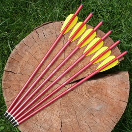 Crossbow arrows 13,5