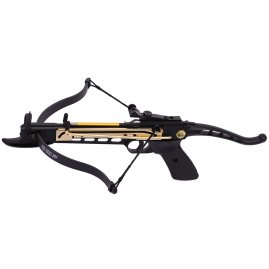 Crossbow Pistol 40lbs with special draw tool
