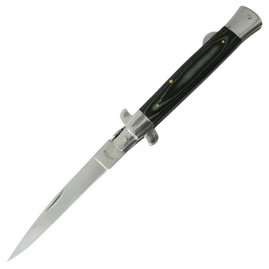 Stiletto folding knife XXL