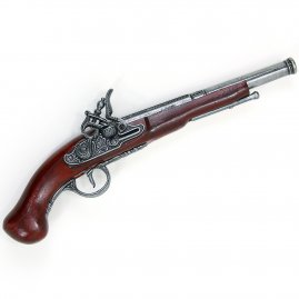 Hadley 1760 London Flintlock Pistol