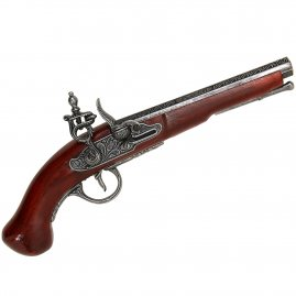 Flintstock Pistol Paris 1781