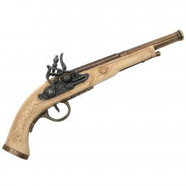 Flintlock Pistol London 1760 Ivory