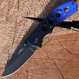 "Pocket knife ""Dark Blue II"""
