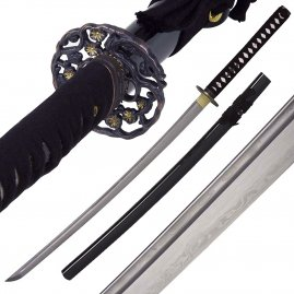JOHN LEE®GOLDEN FLOWER KATANA