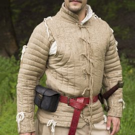 Gambeson with laces