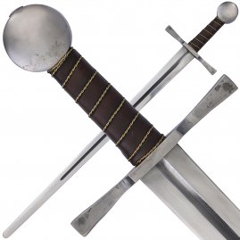 Single-handed sword Redokk de luxe, class B