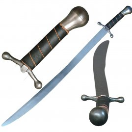 Avarian Sabre about 1000 AD