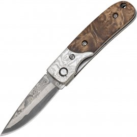 Damast-pocket knife in gift box