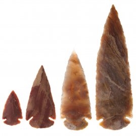 Flint Javelin or Arrow head