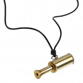 Monocular Telescope Pendant with Cord