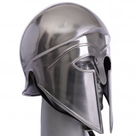 Corinthian Helm plain steel