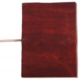Medieval Leather-Bound Journal