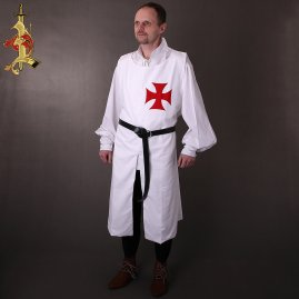 Knights Templar Surcoat made of heavy cotton