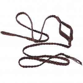 Braided Leather Sling