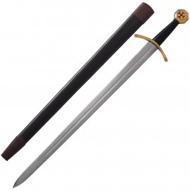 Knights Templar War Sword