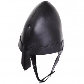 Kids Leather Norman Helm