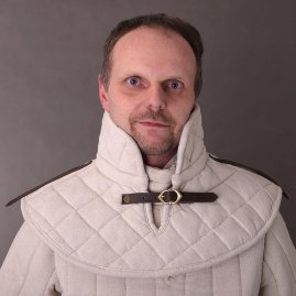 Padded Arming Collar, Gambeson Collar