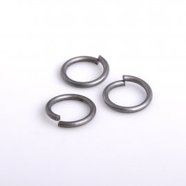 1 kg Loose Chainmail Rings - High Tensile Wire Round Rings