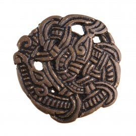 Viking Greiftier Brooch Pin