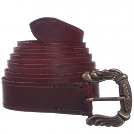 Simple Wiking Belt Eske