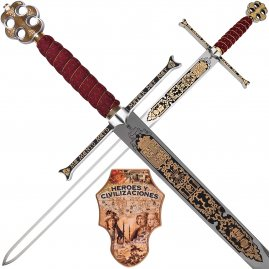 Catholic Kings Sword (Limited Edition), made by Marto