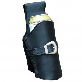 Holster for a beer can