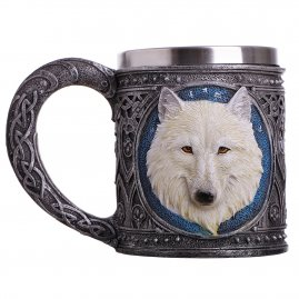 Beer mug snow wolf 200ml