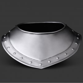 Gorget without collar from 17.century