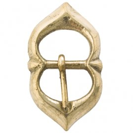 Double pointed buckle 1550-1650