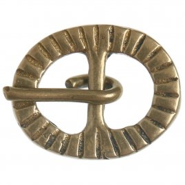 Circular double-loop-buckle late 17-18cen