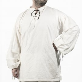 Mens´ shirt, 15th - 18th century