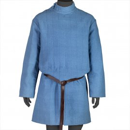 Blue Infantry Gambeson, 12th – 13th cen.