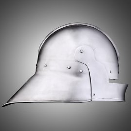 Infantry sallet, 15th century