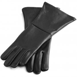 Historical Gloves - black