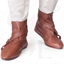 Medieval buckled shoes Northerner