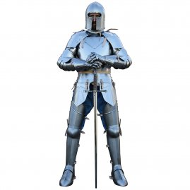 Full suit of armour, custom-made