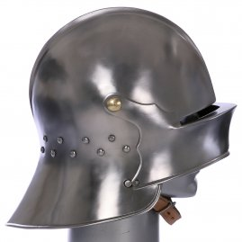 Variant of a German Sallet 1475-1490