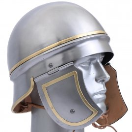 Late Latène Helmet under Germanic influence, 150 BC