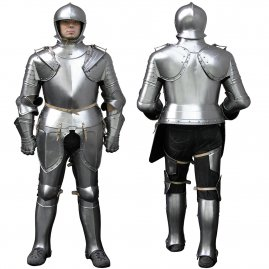 Full-suit armour, Germany 16th. century