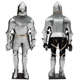 Armour of the William I, the one-eyed
