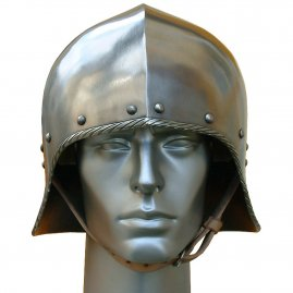 Open German sallet