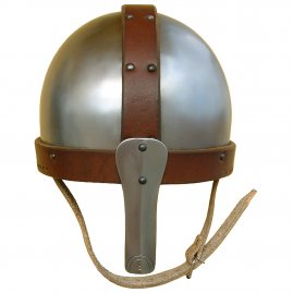Early spangenhelm III (Vikings)