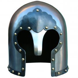 Special Helmet after Italian barbute