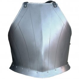 Simple breast plate with back straps