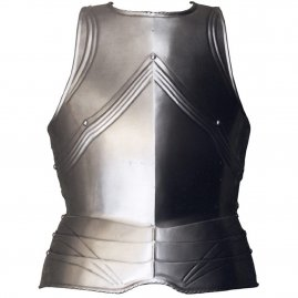 Fluted gothic breastplate from Master Armorer