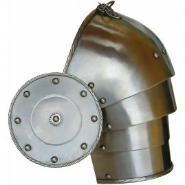 Steel Pauldrons, 2pcs