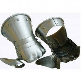 Gauntlets without finger part