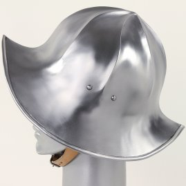 Burgundian Kettle hat, 15th century